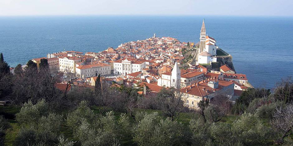 Slovenia sea